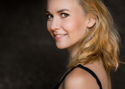 Portrait Saskia